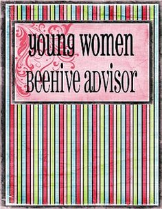 YW: Handouts for Beehive Girls