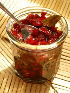 Poivrons rouges confits au vinaigre balsamique de Jamie Oliver