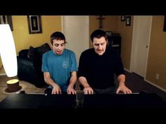 Never Gonna Leave this Bed - Maroon 5 - Cover by Michael Henry & Justin Robinett//SOOO GOOOOOD!!!!