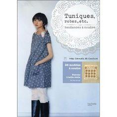 Tuniques, robes, etc... - broché - Fnac.com - Yoshiko Tsukiori - Livre