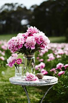 Flores, flowers, primavera, spring, fashion, moda, love, rosa, peonias www.PiensaenChic.com