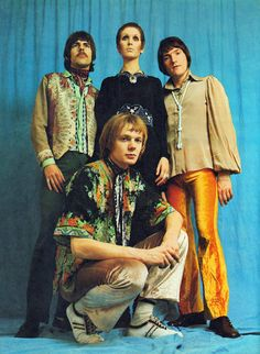 Julie Driscoll, Brian Auger and the Trinity, 1969.