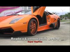 Lamborghini Aventador replica for only $20,000 - YouTube