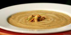 Supa crema de ciuperci Supe, Hummus, Food To Make, Curry, Tasty, Healthy, Ethnic Recipes, Homemade Food, Cooking Ideas