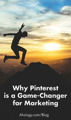 Why Pinterest is a game-changer for marketing — Ahalogy