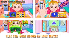 Baby Hazel Eye Care Best Baby Games || Baby Hazel Game Play Video https://youtu.be/kWUe80lZ4z8