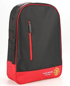 f26eba39bd59 MANCHESTER UNITED OUTDOOR BACKPACK SCHOOL BOOK BAG MU-BP005 - Click image  twice for more · Outdoor BackpacksBoys ...