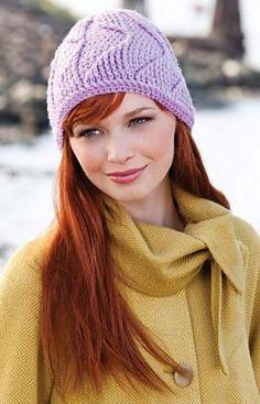 Free Crochet Pattern: Waves-A-Head  by Nancy Smith