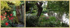 Fullers Mill Garden. Jardines junto al río Lark | El Blog de La Tabla