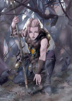 Image result for valkyrie art