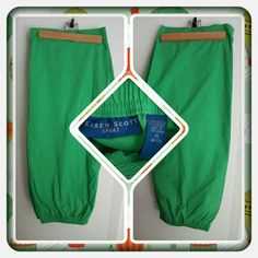 Woman's Green Capri's Size XL  Woman's Green Capri's By Karen Scott Sport Size XL. These Appear To Be Like New Or Brand New Never Worn. I'm Selling For A Friend  PAYPAL  TRADES  LOWBALLING  Karen Scott Pants Capris