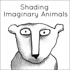 artist Carla Sonheim and her blog... tutorials for silly drawing and more...Shading Imaginary Animals