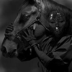 The World in Black and White Jack Black, Black And White, White Art, Russian Boys, Warrior Spirit, Dark Horse, Back To Black, Spirit Animal, Costume Design