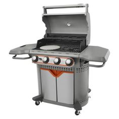 STŌK™ Quattro 4-Burner Gas Grill.  Maybe by the time I build a house this grill won't cost as much.