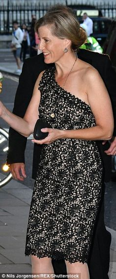 Last night was case in point; she stunned in a Stella dress, which is currently out of stock but retails for over £1,000