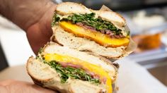 The new bagels in San Francisco are unbeatable
