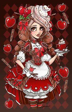 No flutter apple cinnamon