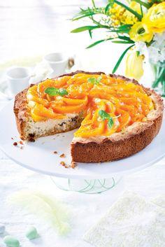 Raikas rahkatorttu on mainio resepti pääsiäiseen: voit valmistaa tortun jo edellisenä päivänä ja raikas kakku on täydellinen päätös pääsiäisaterialle! http://www.heirol.fi/jalallinen-kakkuvati-30-cm Pääsiäinen | #Easter #resepti