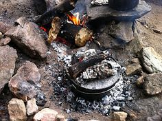 1000 images about dutch oven cooking on pinterest dutch for How to cook in a dutch oven over a campfire