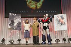New Mazinger Z Anime Film Stars Showtaro Morikubo, Ai Kayano