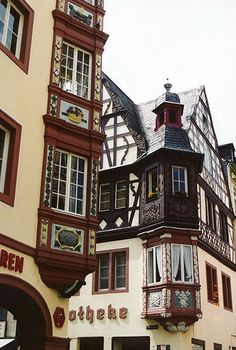 Koblenz, Germany - Travel Photos by Galen R Frysinger