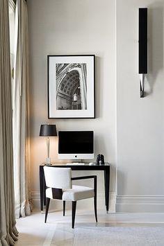 Possibility  Silvia Home Decor: A Cadeira de um Escritório!