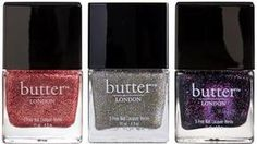butter LONDON - Holiday Glitter Trio Set
