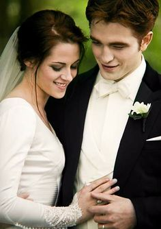 Breaking Dawn... the most beautiful wedding I have ever seen