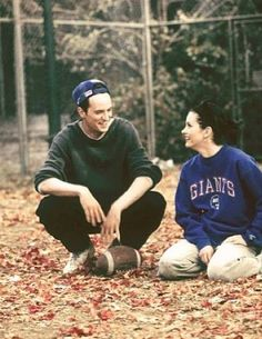 monica and chandler #friends.  They always had something special.