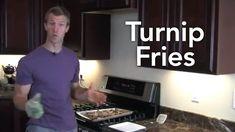 How To Make Turnip Fries