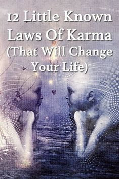 """What is Karma? Karma is the Sanskrit word for action. It is equivalent to Newton's law of """"˜every action must have a reaction'. When we think, speak or act we initiate a force that will react accordingly. This returning force maybe modified, changed or su Spiritual Life, Spiritual Awakening, Spiritual Meditation, Spiritual Manifestation, Spiritual Healer, Spiritual Thoughts, Meditation Quotes, 12 Laws Of Karma, Laws Of Life"""
