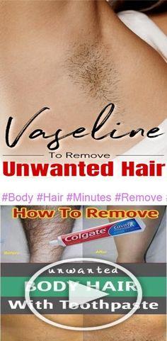 #Body #Hair #Minutes #Remove #Unwanted #Vaseline So entfernen Sie unerwünschte Haare für immer in nur 5 Minuten - Home - Health Magazine #BodyHairRemovalYoga #WaysToRemoveUnwantedBodyHair #HairRemovalMachine Chin Hair Removal, Hair Removal Diy, At Home Hair Removal, Hair Removal Remedies, Hair Removal Methods, Hair Removal Cream, Remove Unwanted Facial Hair, Unwanted Hair, Laser Hair Therapy