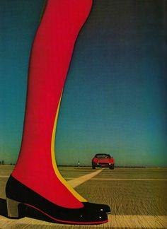 Herbert Levine, Harpers Bazzar 1967