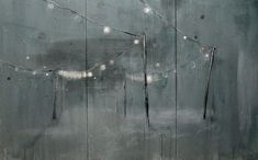 Michael Raedecker: On, 2006