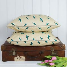 Swallows collection by Becky Broome. www.beckybroome.com