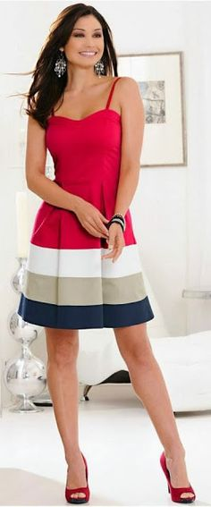 cool 'how to convert a simple dress pattern (that is also given in this site) to this' tutorial!
