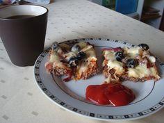Meatza alebo paleo pizza