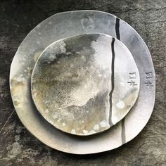 Wabi Sabi Dinnerware Range... this practice embodies everything I love!!! Weathered perfection