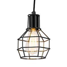 €39,95 QAZQA Hanglamp Licor zwart