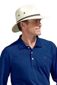 e17c493e Not all men's golf hats offer style and UV protection rolled into one. Our  Coolibar