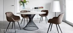 Calligaris Igloo Soft Chair from Lime Modern Living. Find a range of contemporary furniture from top brands including Calligaris Furniture Care, Home Furniture, Furniture Design, Glass Dining Table, Dining Table Chairs, Dining Room, Sterling Furniture, Soft Chair, Italian Furniture