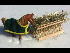 How To Make A Schleich Hay Rack, Cross Country Jump