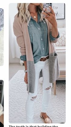 winter outfits vest 45 Atemberaubende Winteroutfits Ideal fr Sie / 028 Source by rosajenks sweater outfits Fashion Mode, Look Fashion, Womens Fashion, Trendy Fashion, Fashion Clothes, Trendy Style, Style Clothes, Winter Fashion, Fashion Trends