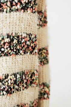 Confetti Striped Pullover - anthropologie.com