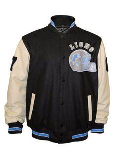 Detroit Lions Beverly Hills Cop Axel Foley Jacket