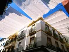 Calle Sierpes, Sevilla. One of the best streets for shopping till you drop.