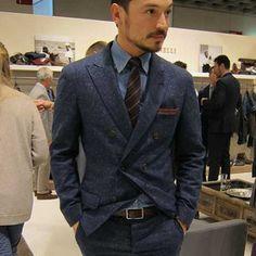 Classic Style, Classic Fashion, Men's Style, Denim Shirt, Daily Wear, Fasion, Suit Jacket, Mens Fashion, Blazer