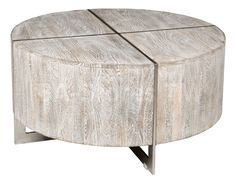 Desmond Rnd Coffee Table Gray | Classic Home | Coffee tables 51010871/9