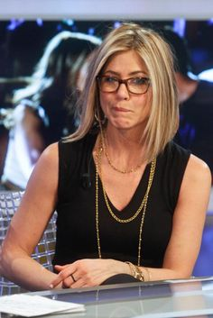 6bb02fc26b7 Jennifer Aniston rocking Persol Pearle Vision Rachel Green