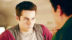 Pin for Later: 39 Things That Prove Stiles Is the Best Part of Teen Wolf When He Is Either Really Angry or About to Sneeze Source: MTV